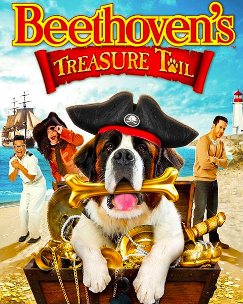 Beethoven's Treasure Tail (HD) ITunes Redeem (Ports To MA)