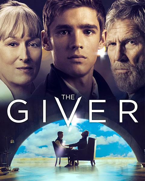 The Giver (HDX) Vudu Redeem