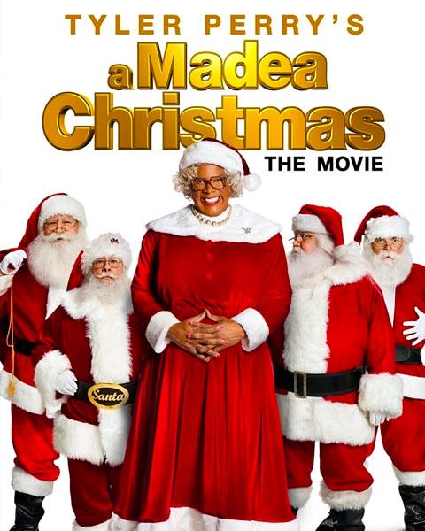 Tyler Perry's A Madea Christmas (SD) Vudu Redeem