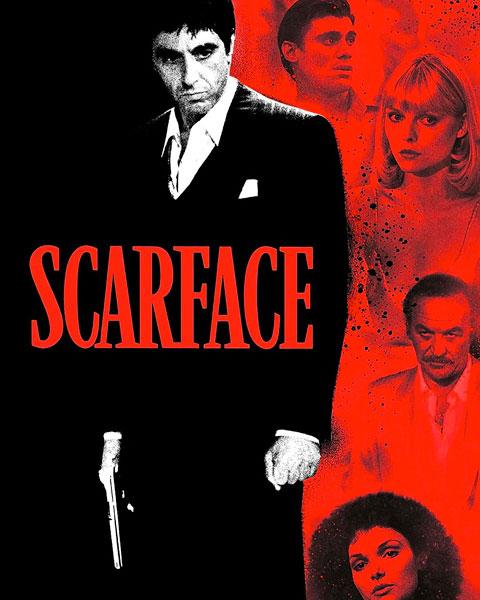 Scarface (HD) Vudu / Movies Anywhere Redeem