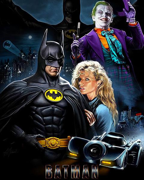 Batman (4K) Vudu / Movies Anywhere Redeem