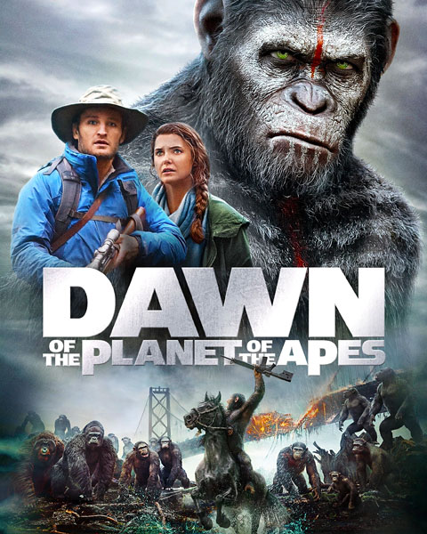 Dawn Of The Planet Of The Apes (HD) Vudu / Movies Anywhere Redeem