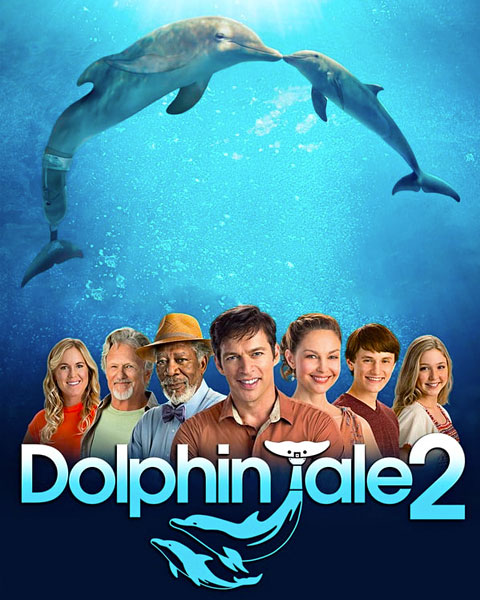 Dolphin Tale 2 (HD) Movies Anywhere Redeem