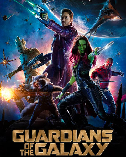 Guardians Of The Galaxy (HD) Google Play Redeem (Ports To MA)