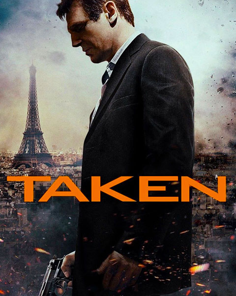 Taken (HD) Vudu / Movies Anywhere Redeem