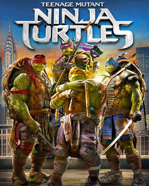 Teenage Mutant Ninja Turtles – 2014 (4K) ITunes Redeem