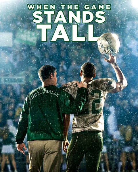 When The Game Stands Tall (SD) Vudu / Movies Anywhere Redeem