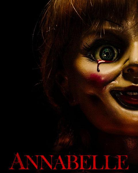 Annabelle (HD) Vudu / Movies Anywhere Redeem