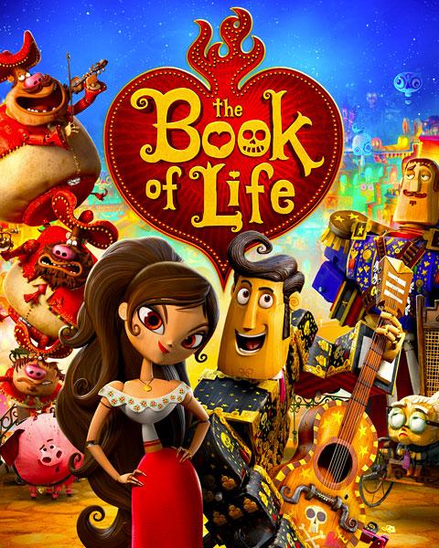 The Book Of Life (HD) Vudu / Movies Anywhere Redeem