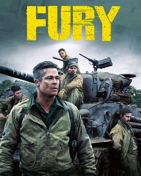 Fury (4K) Vudu / Movies Anywhere Redeem
