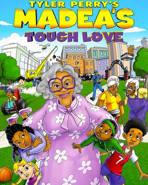Madea's Tough Love (SD) Vudu Redeem