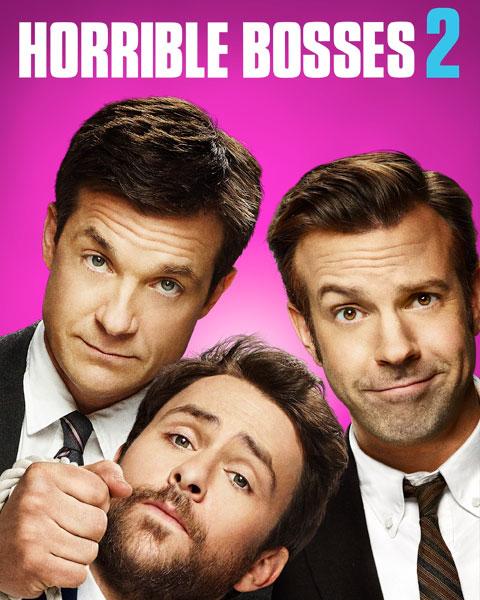 Horrible Bosses 2 (HD) Vudu / Movies Anywhere Redeem