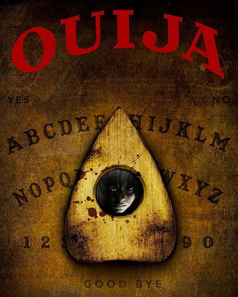 Ouija (HD) Vudu / Movies Anywhere Redeem