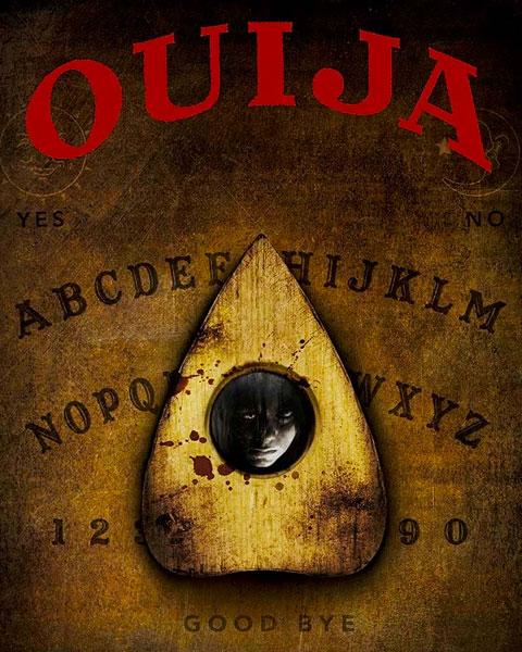 Ouija (HD) ITunes Redeem (Ports To MA)