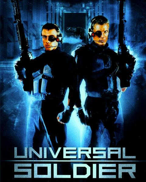 Universal Soldier (4K) Vudu Redeem