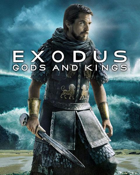 Exodus: Gods And Kings (HD) Vudu / Movies Anywhere Redeem