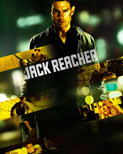 Jack Reacher (HDX) Vudu Redeem