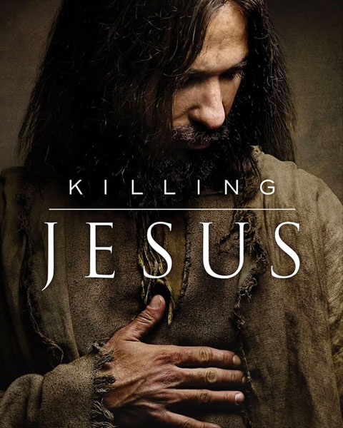 Killing Jesus (HD) Vudu / Movies Anywhere Redeem