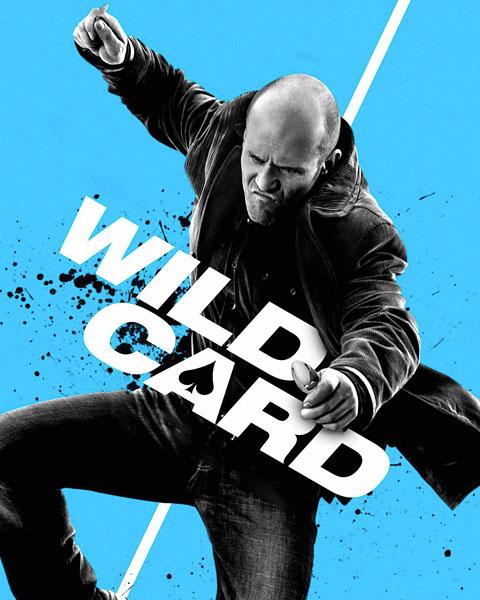 Wild Card (SD) Vudu Redeem