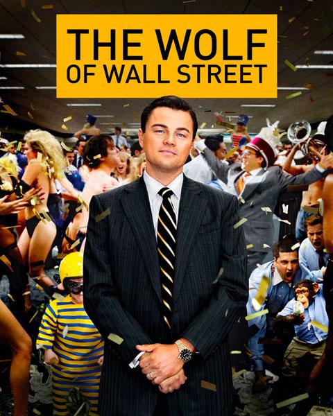 The Wolf Of Wall Street (HDX) Vudu Redeem