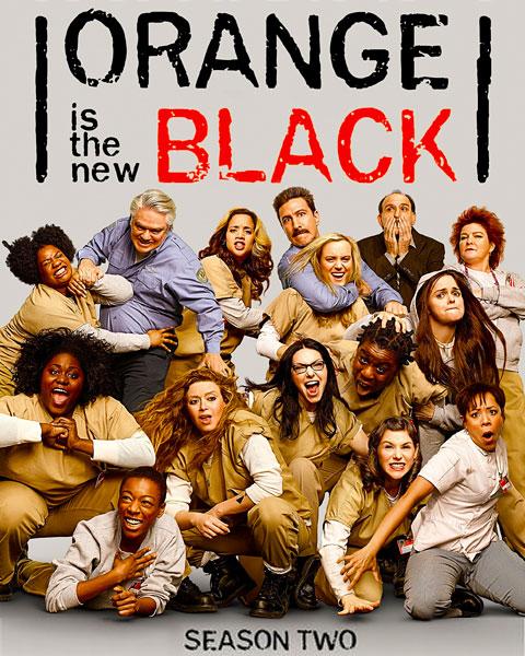 Orange Is The New Black: Season 2 (SD) Vudu Redeem