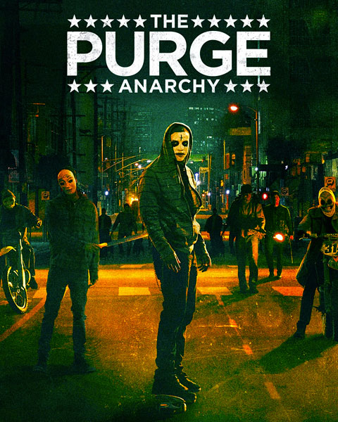 The Purge: Anarchy (4K) ITunes Redeem (Ports To MA)