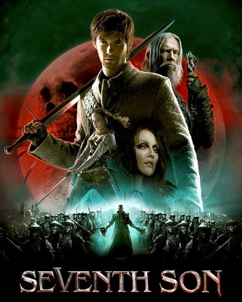 Seventh Son (HD) Vudu / Movies Anywhere Redeem