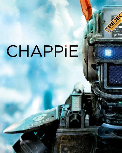 Chappie (SD) Vudu / Movies Anywhere Redeem