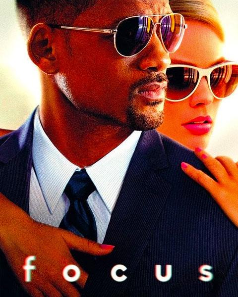 Focus (HD) Vudu / Movies Anywhere Redeem