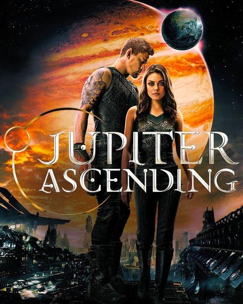 Jupiter Ascending (HD) Vudu / Movies Anywhere Redeem