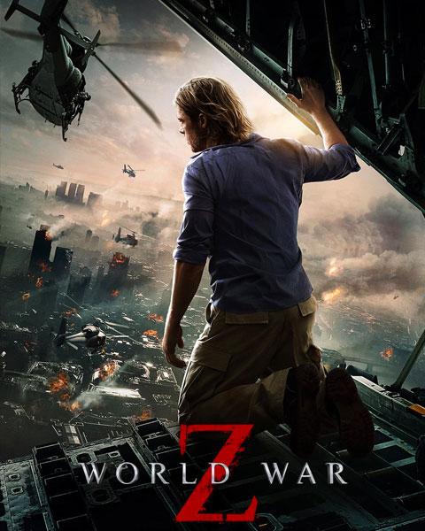 World War Z (HD) ITunes Redeem