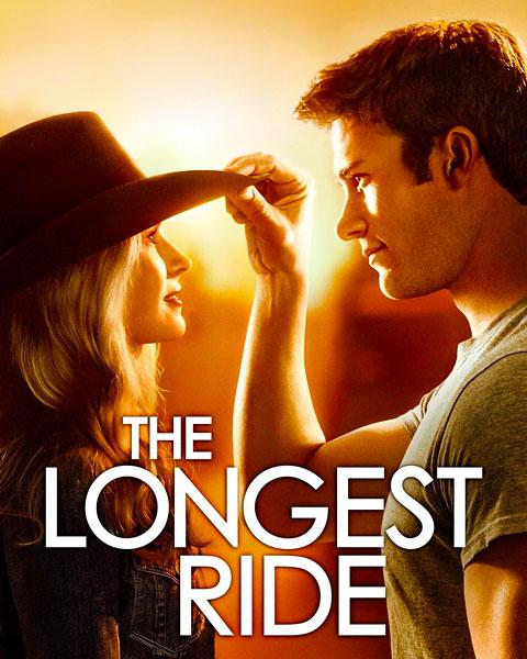 The Longest Ride (HD) Vudu / Movies Anywhere Redeem