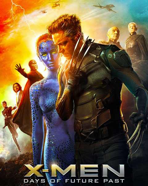 X-Men: Days Of Future Past (4K) ITunes Redeem (Ports To MA)
