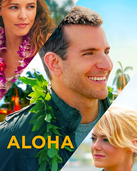 Aloha (HD) Vudu / Movies Anywhere Redeem