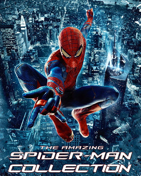 The Amazing Spider-Man Collection (HD) Vudu / Movies Anywhere Redeem