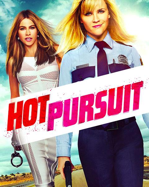 Hot Pursuit (HDX) Vudu Redeem