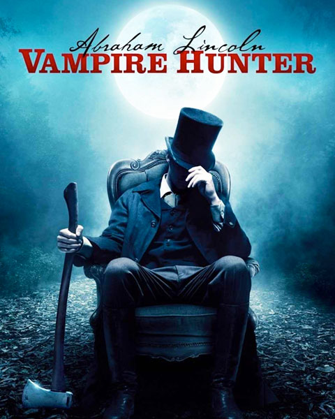 Abraham Lincoln: Vampire Hunter (HD) Vudu / Movies Anywhere Redeem