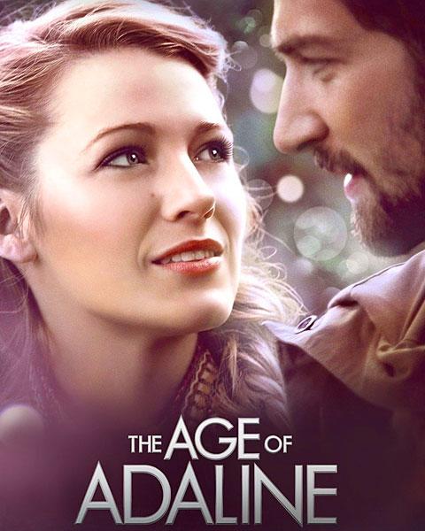 The Age Of Adaline (HD) Vudu Redeem