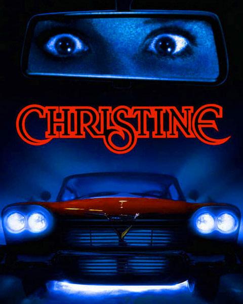 Christine (4K) Movies Anywhere Redeem