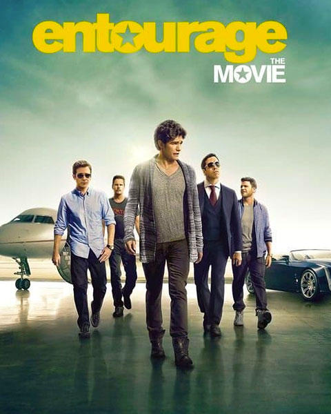 Entourage (HD) Vudu / Movies Anywhere Redeem