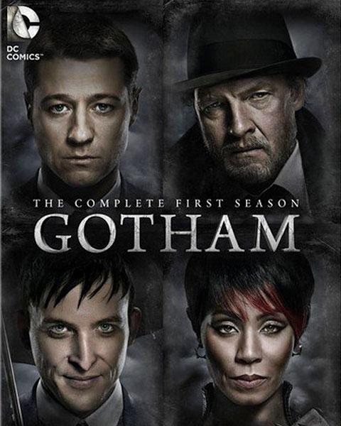 Gotham: Season 1 (HDX) Vudu Redeem