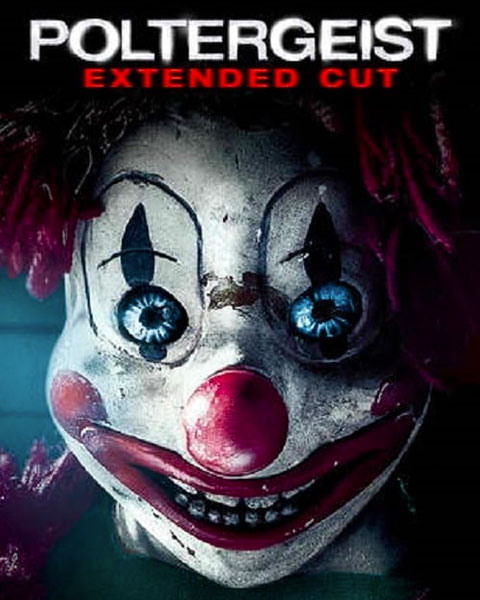 Poltergeist (2015) – Extended Cut (HD) ITunes Redeem (Ports To MA)