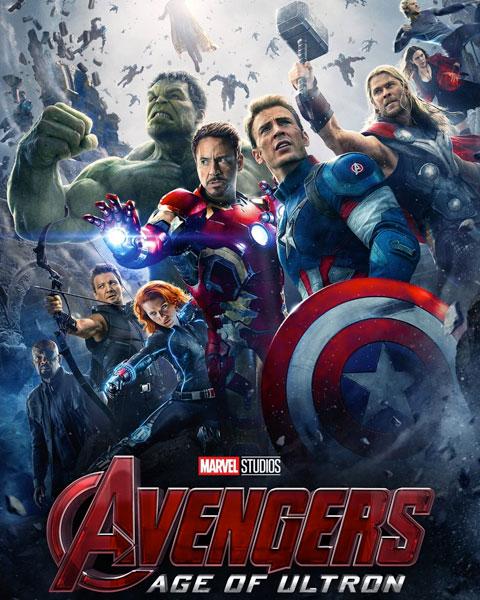 Avengers: Age Of Ultron (4K) Vudu / Movies Anywhere Redeem