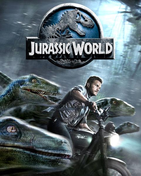 Jurassic World (4K) ITunes Redeem (Ports To MA)