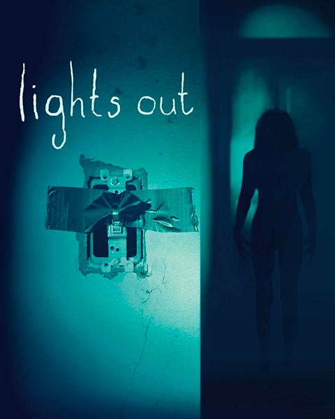 Lights Out (4K) Movies Anywhere Redeem