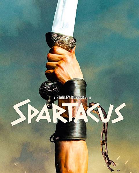 Spartacus (4K) Vudu / Movies Anywhere Redeem