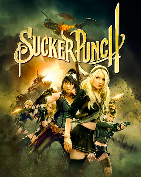 Sucker Punch (HD) Vudu / Movies Anywhere Redeem