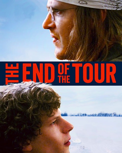 The End Of The Tour (SD) Vudu Redeem