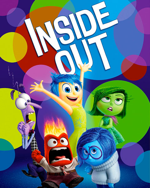Inside Out (4K) Vudu / Movies Anywhere Redeem