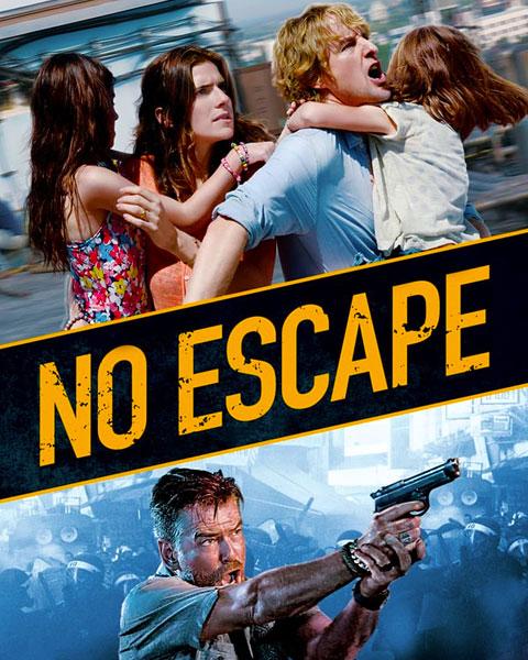 No Escape (HDX) Vudu Redeem